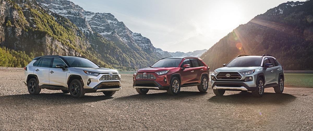 Toyota dealer serving Swansea Massachusetts