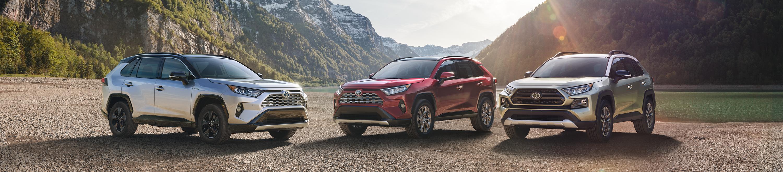 Schedule Test Drive - 2019 Toyota RAV4 near Warwick RI
