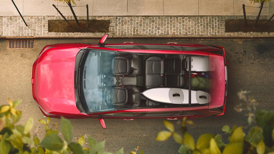 Shreveport LA - 2020 Toyota RAV4's Overview