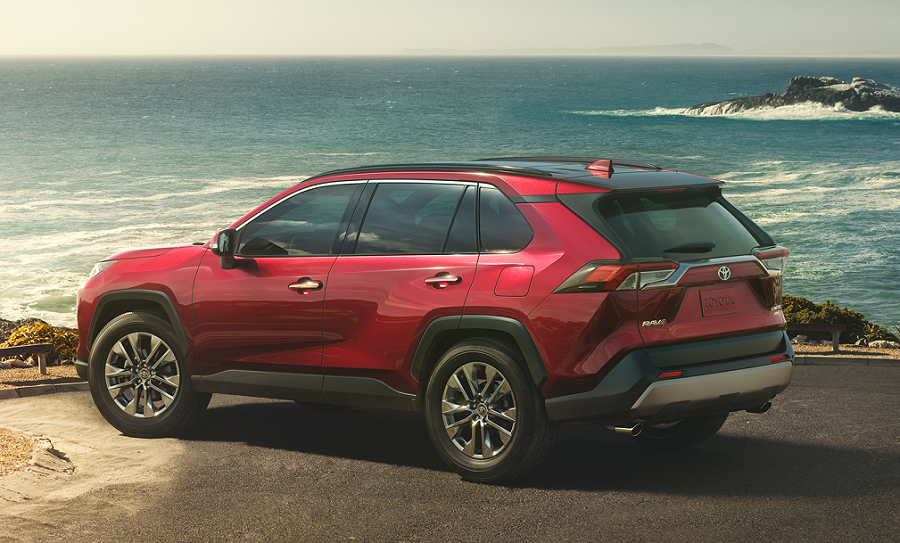 Warwick RI - 2019 Toyota RAV4's Mechanical