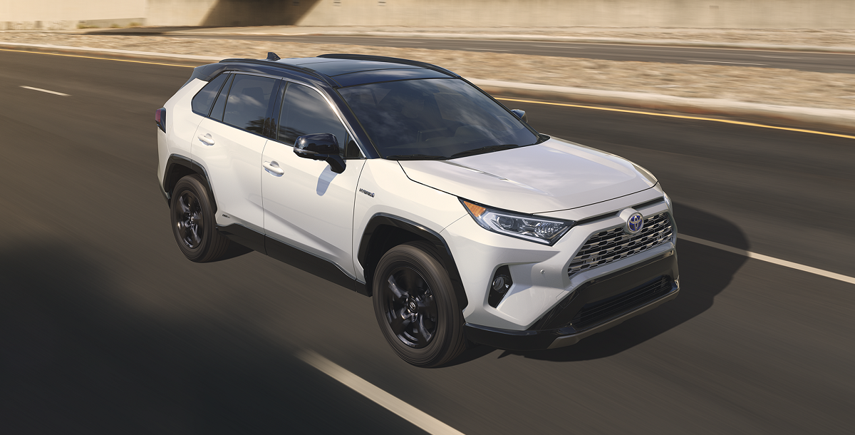 2020 Toyota RAV4 vs 2020 Chevrolet Equinox - Shreveport LA