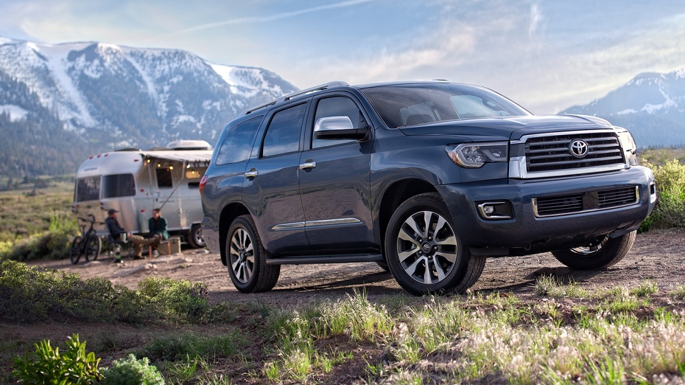 Toyota dealership near Warren OH - 2019 Toyota Sequoia