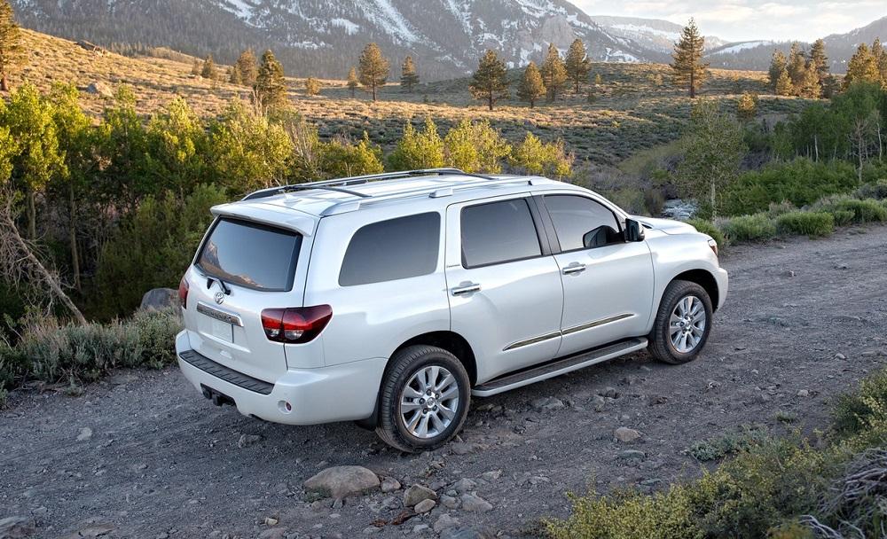 Warwick RI - 2019 Toyota Sequoia's Overview