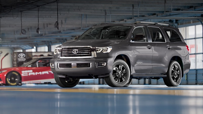 2019 Toyota Sequoia in North Kingstown Rhode Island