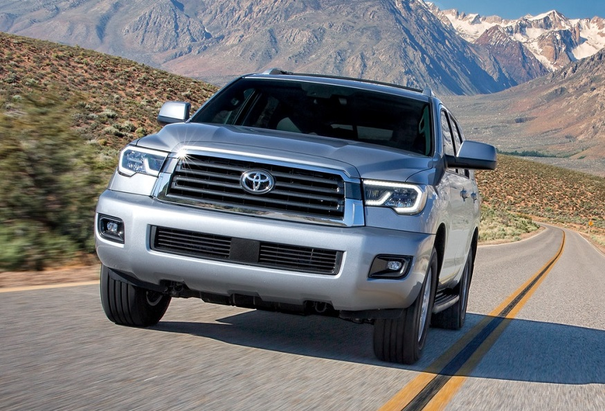 Warwick RI - 2019 Toyota Sequoia's Mechanical