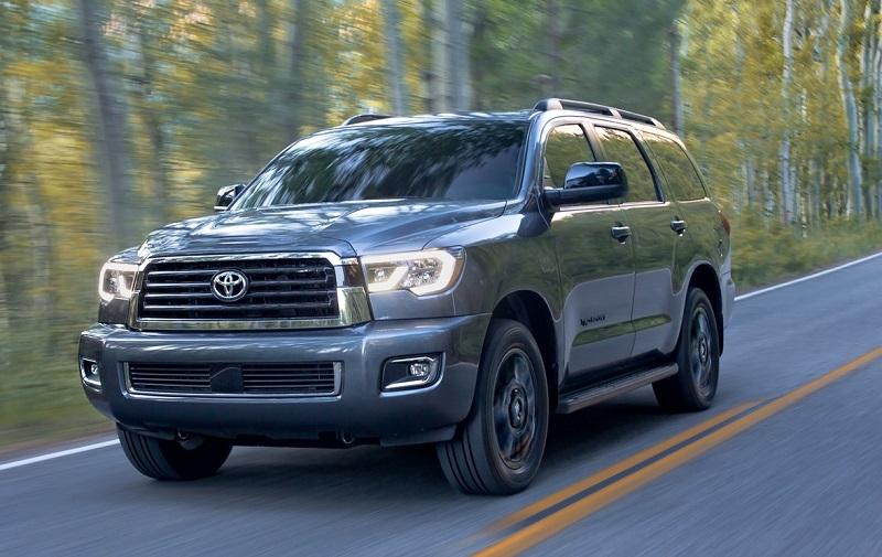 Toyota dealer serving Cranston RI - 2019 Toyota Sequoia