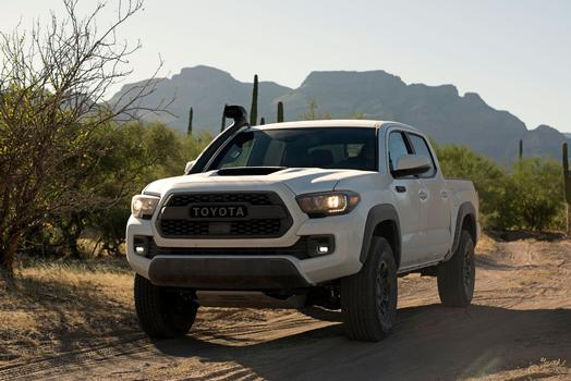 2019 Toyota Trd Pro Series Florence Sc