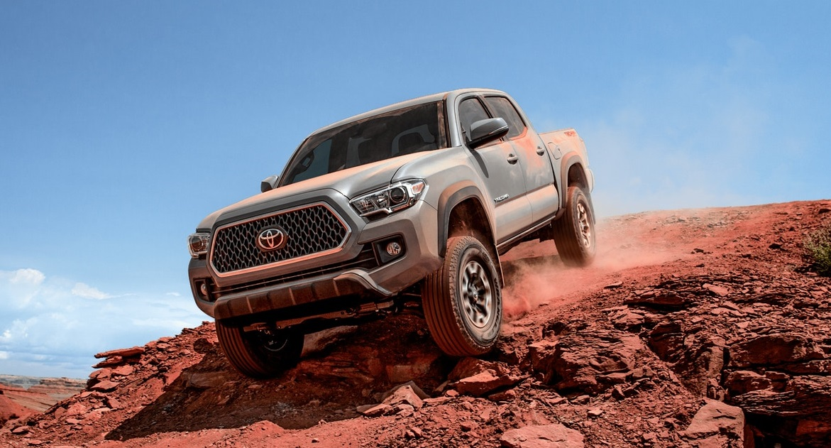 North Kingstown RI - 2019 Toyota Tacoma's Overview