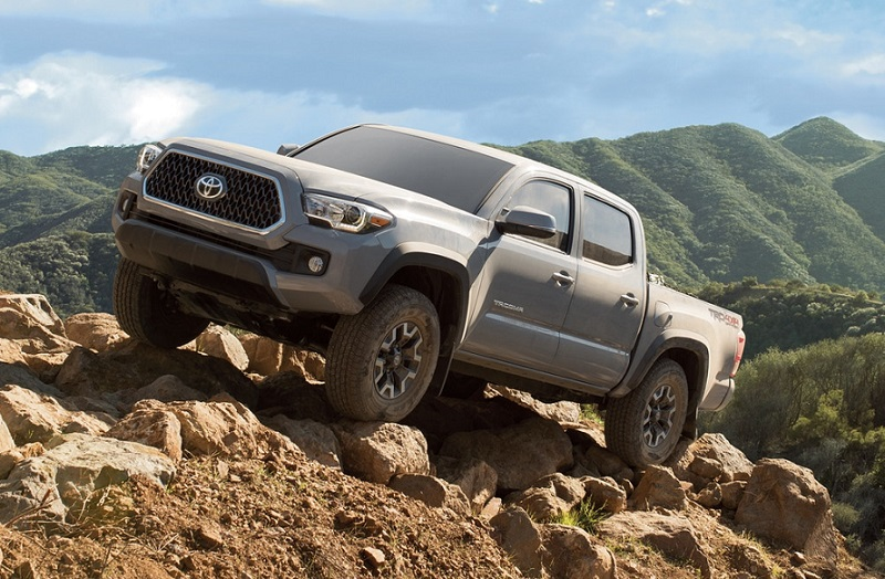 North Kingstown Rhode Island - 2019 Toyota Tacoma's Exterior