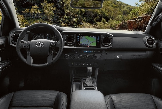 North Kingstown Rhode Island - 2019 Toyota Tacoma's Interior