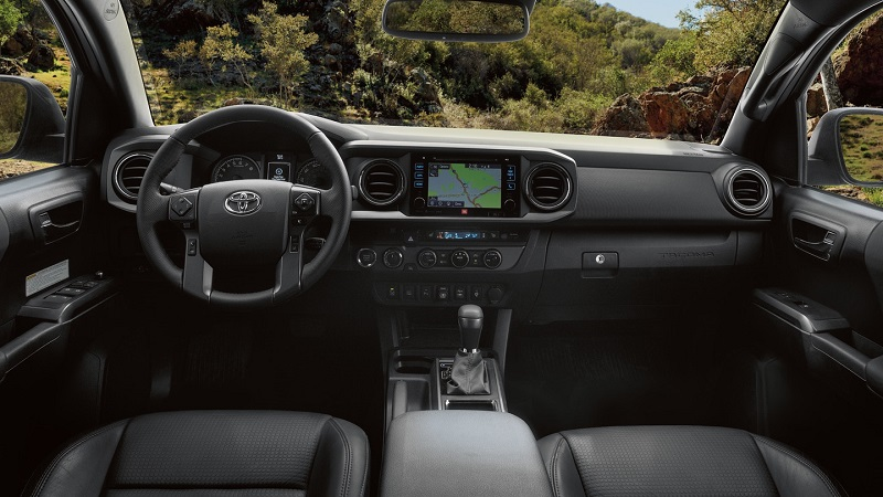 Shreveport LA - 2020 Toyota Tacoma's Interior