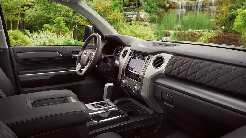 Tarbox Toyota - 2020 Toyota Tundra's Interior