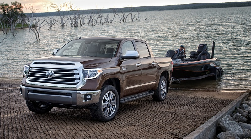 North Kingstown RI - 2019 Toyota Tundra's Overview