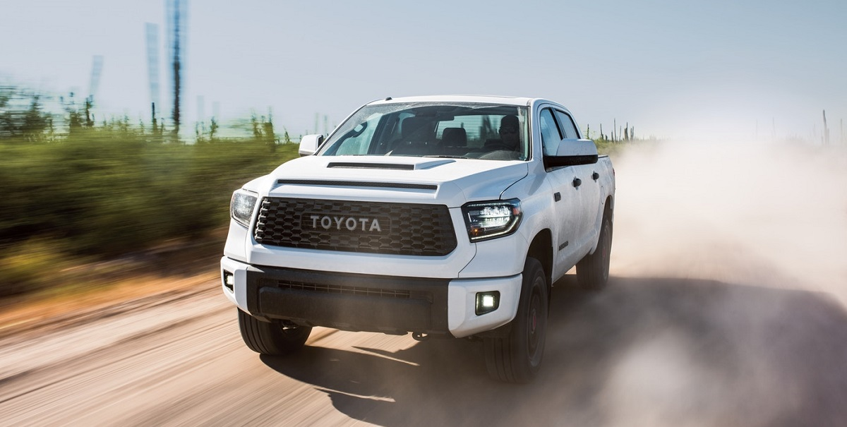 2019 Toyota Tundra lease and specials in North Kingstown Rhode Island