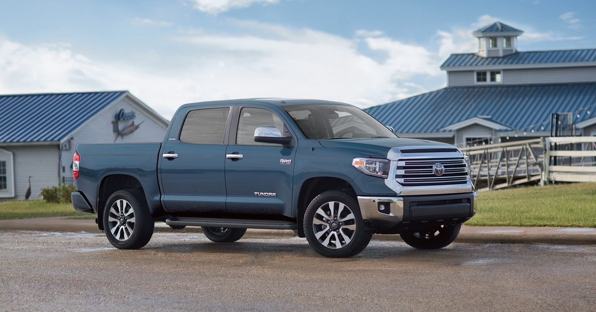 North Kingstown RI - 2019 Toyota Tundra's Exterior