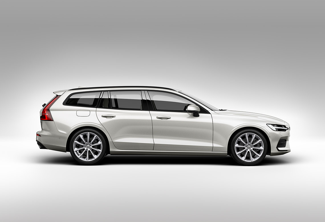 Scottsdale Arizona - 2019 Volvo V60's Overview