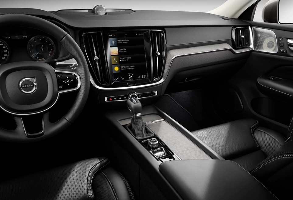 Phoenix Arizona - 2019 Volvo V60's Interior