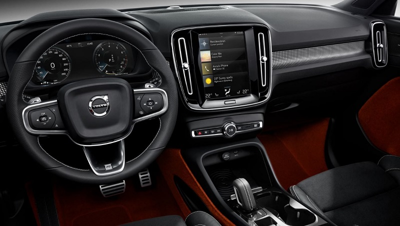 Phoenix Arizona - 2019 Volvo XC40's Interior