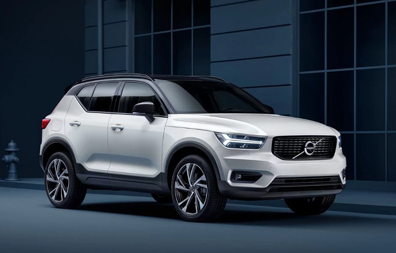 Scottsdale AZ - 2019 Volvo XC40's Mechanical