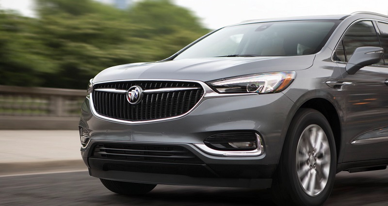 Quad Cities IA - 2020 Buick Enclave Overview