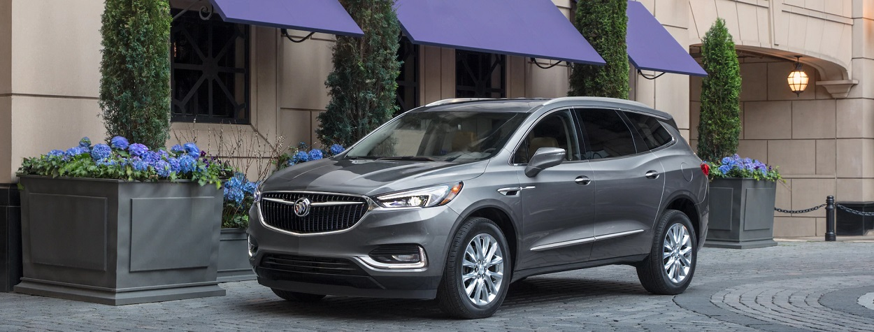 What are the 2020 Buick Enclave Trim Levels