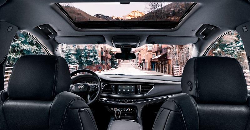 Davenport IA - 2020 Buick Enclave Interior