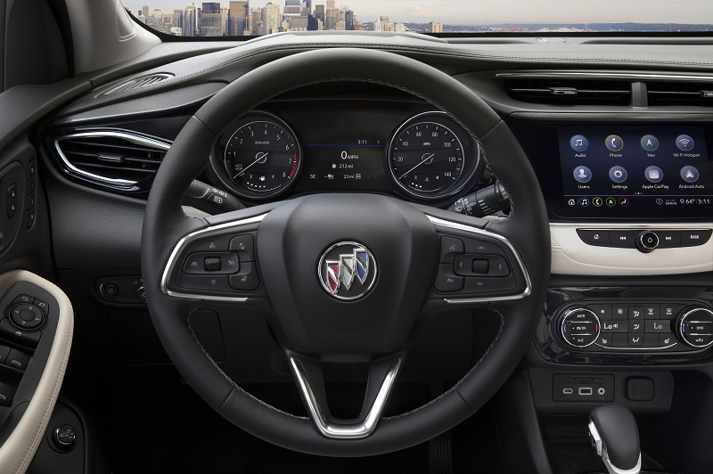Maquoketa IA - 2020 Buick Encore Interior
