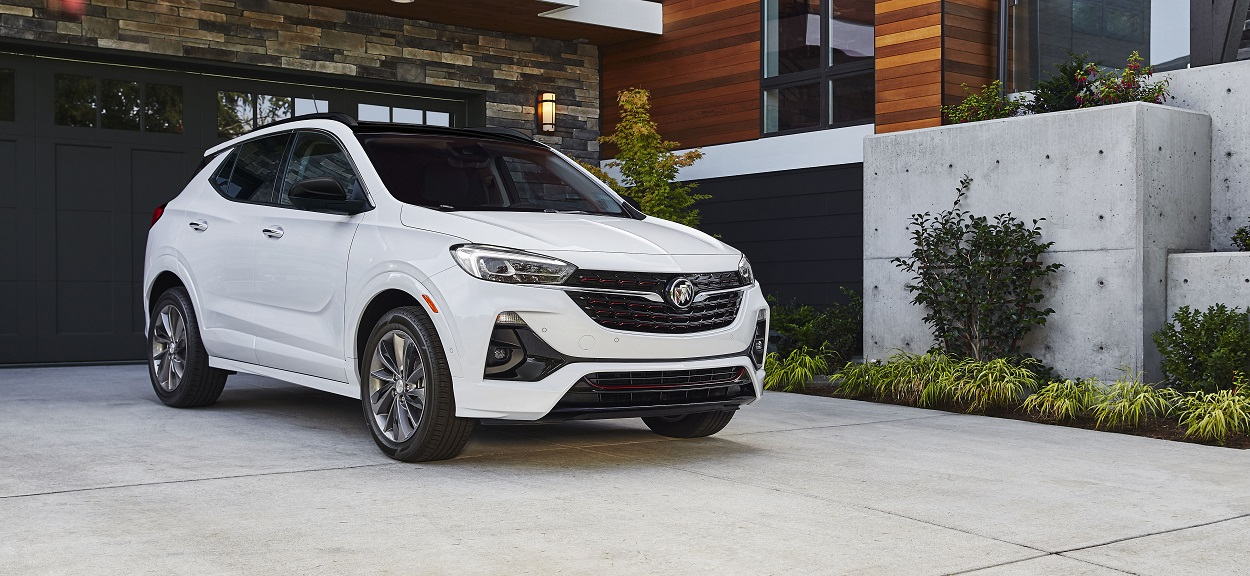 Research the first-ever 2020 Buick Encore GX in Iowa