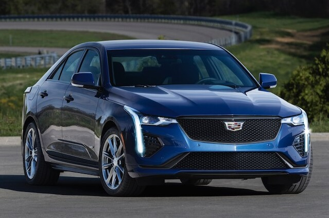 Iowa Dealer Review - 2020 Cadillac CT4