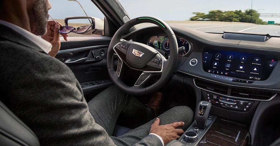 Davenport IA - 2020 Cadillac CT6 Interior