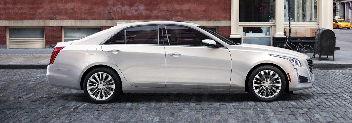 2020 Cadillac CTS Trim Levels in Maquoketa IA