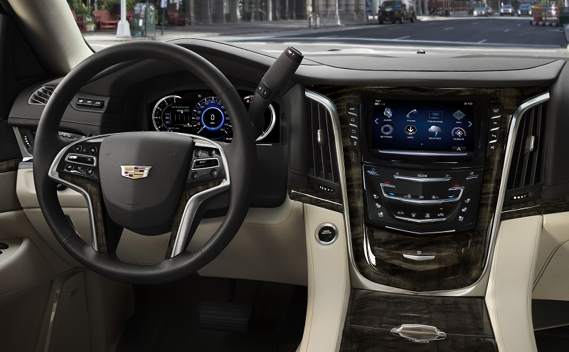 Maquoketa IA - 2020 Cadillac Escalade ESV Interior