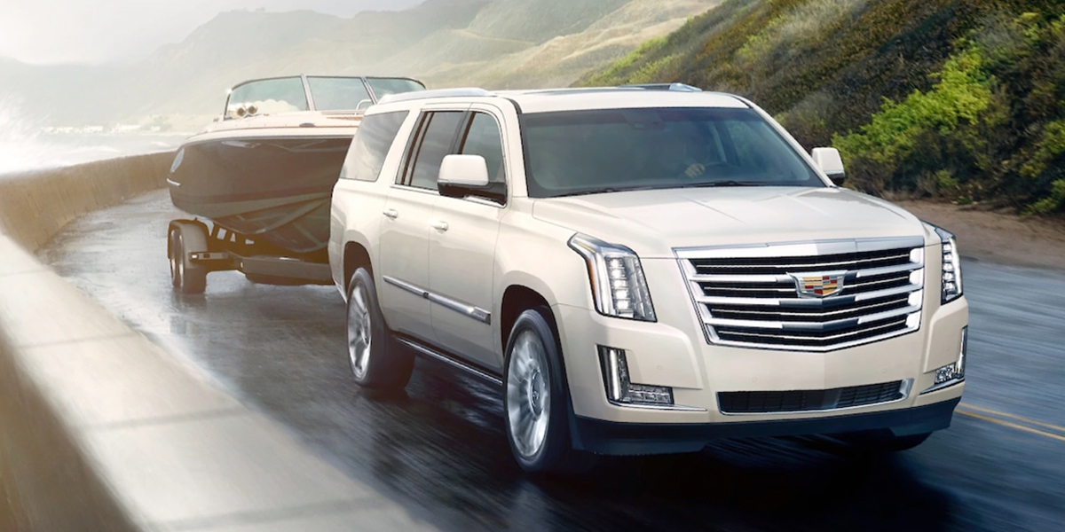 Iowa Review 2020 Cadillac Escalade