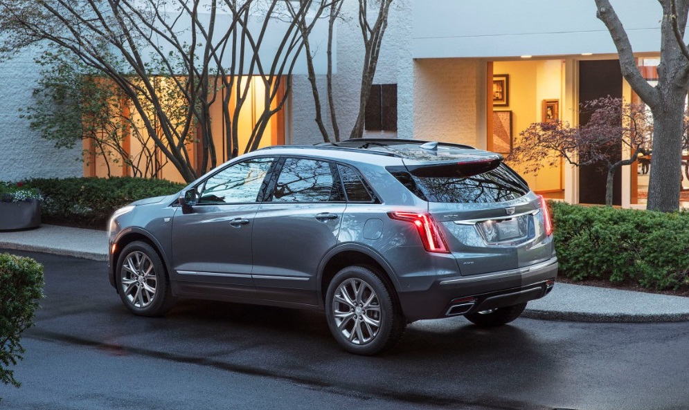 Iowa Dealer Review - 2020 Cadillac XT5