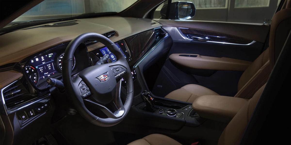 Maquoketa Iowa - 2020 Cadillac XT6 Interior