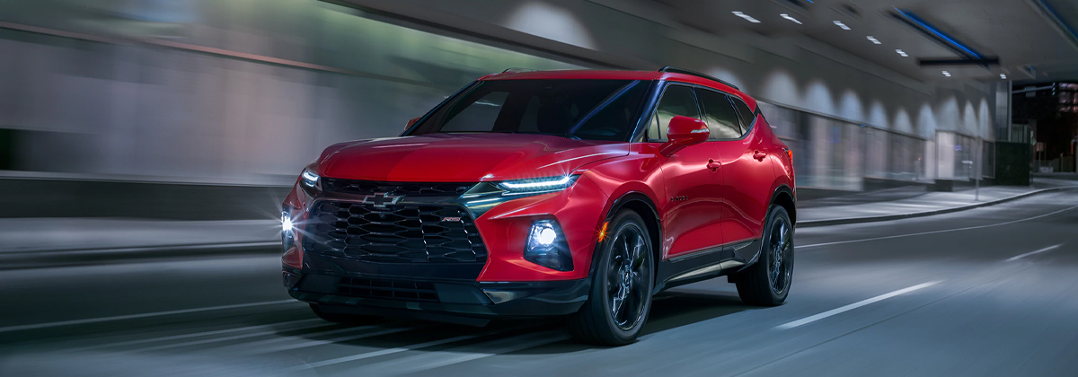 2020 Chevrolet Blazer near Quad Cities IA
