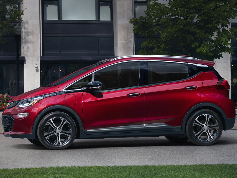Austin TX - 2020 Chevrolet Bolt EV's Mechanical