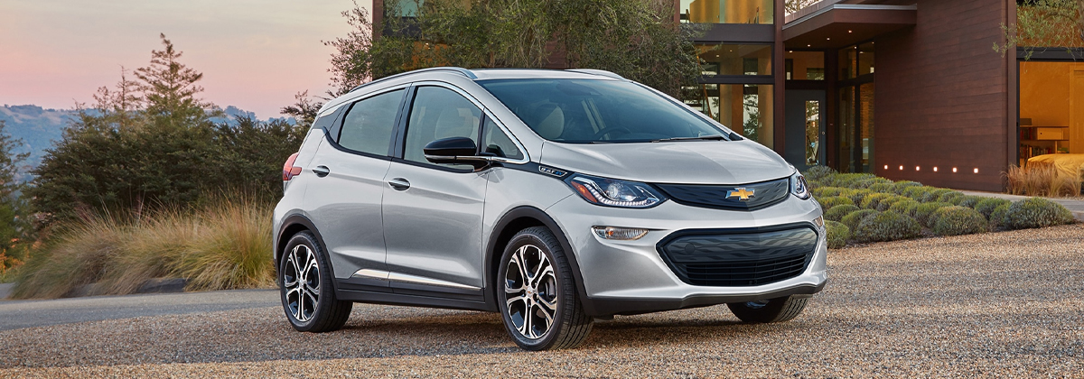 2020 Chevrolet Bolt EV Lease and Specials near Austin TX