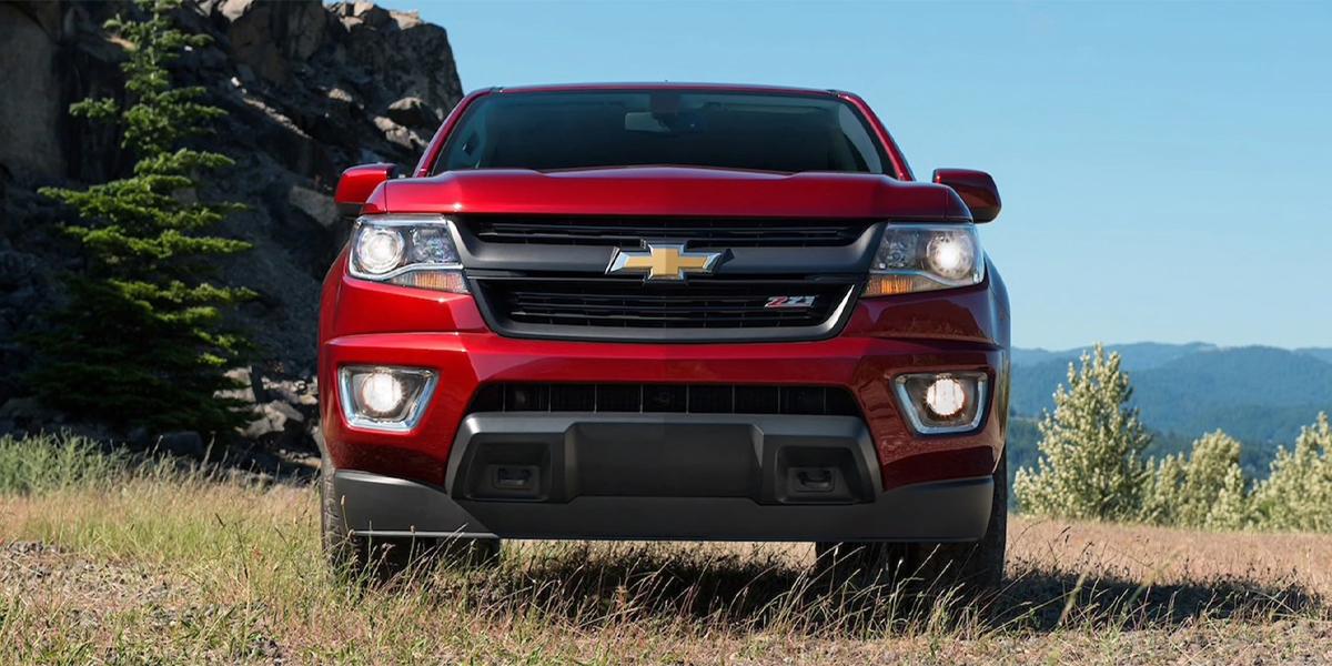 Austin TX - 2020 Chevrolet Colorado's Overview