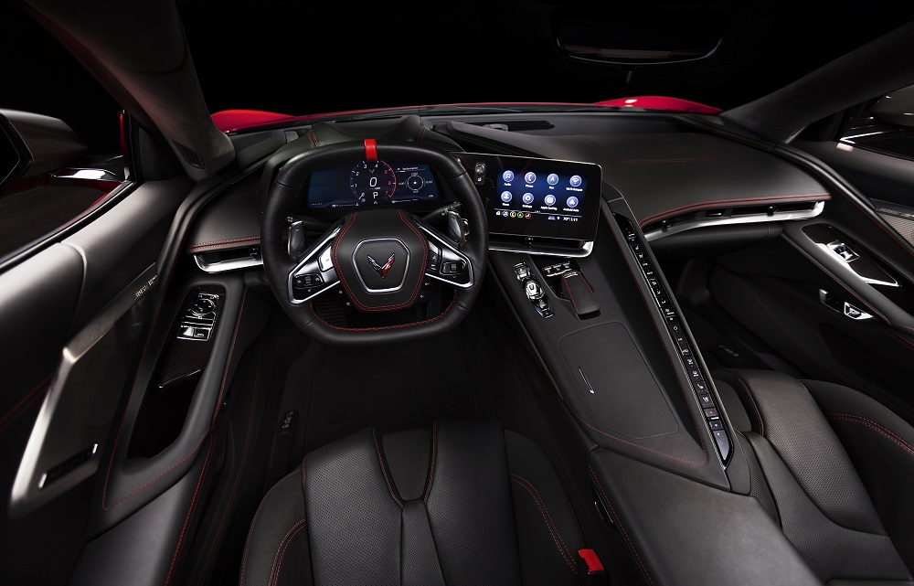 Maquoketa IA - 2020 Chevrolet Corvette Interior