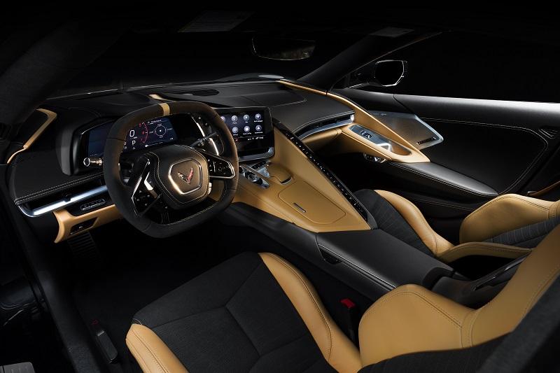 Austin TX - 2020 Chevrolet Corvette's Interior