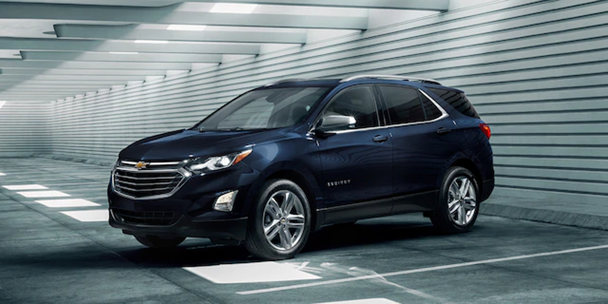 Quad Cities IA - 2020 Chevrolet Equinox Overview