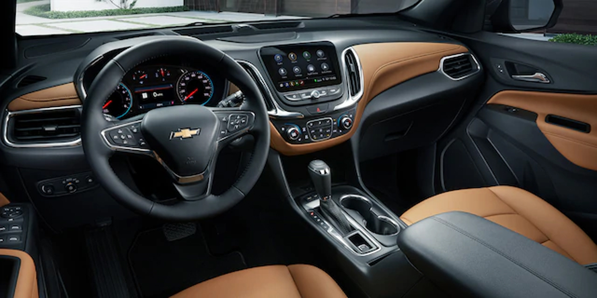 Quad Cities IA - 2020 Chevrolet Equinox Interior