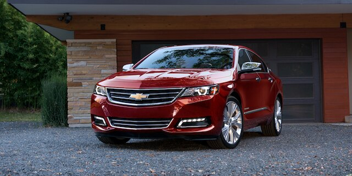 Dubuque IA - 2020 Chevrolet Impala Overview