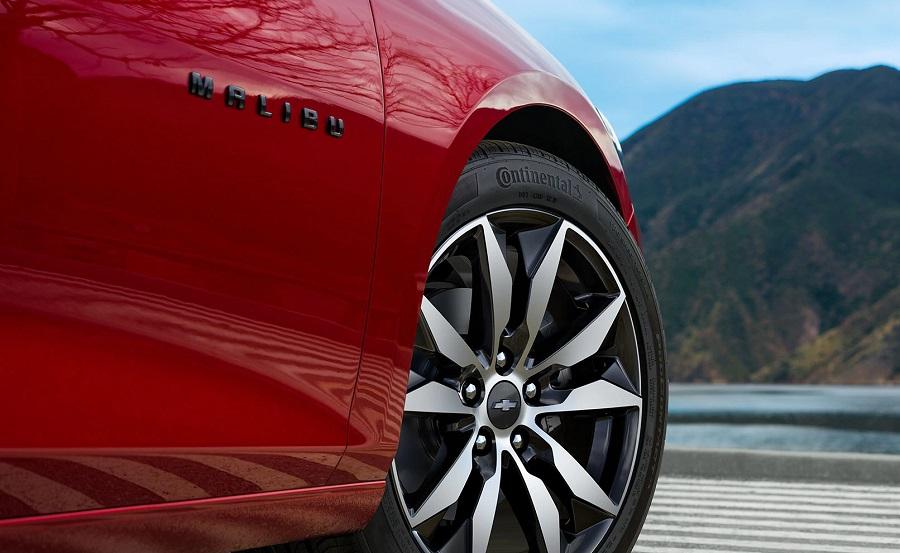 Austin TX - 2020 Chevrolet Malibu's Overview