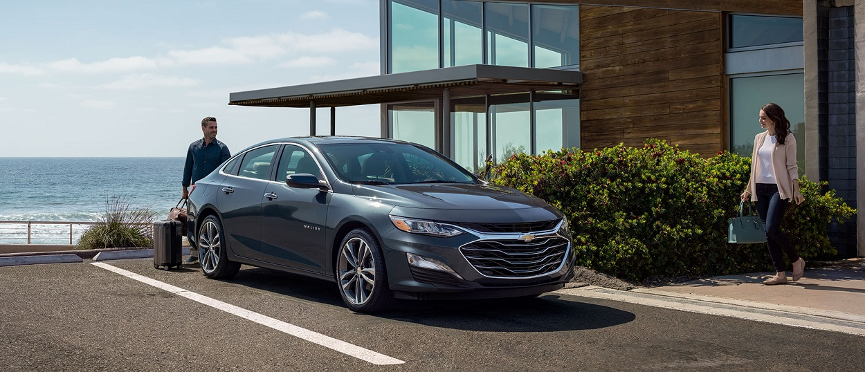 Dubuque IA - 2020 Chevrolet Malibu Overview