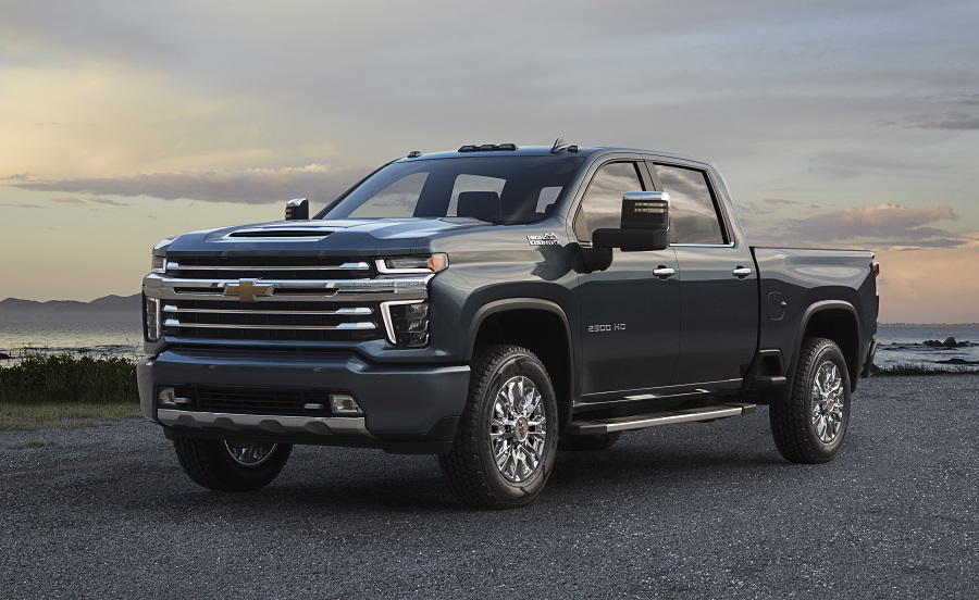 Chevrolet Dealership near me Eldridge IA - 2020 Chevrolet Silverado HD
