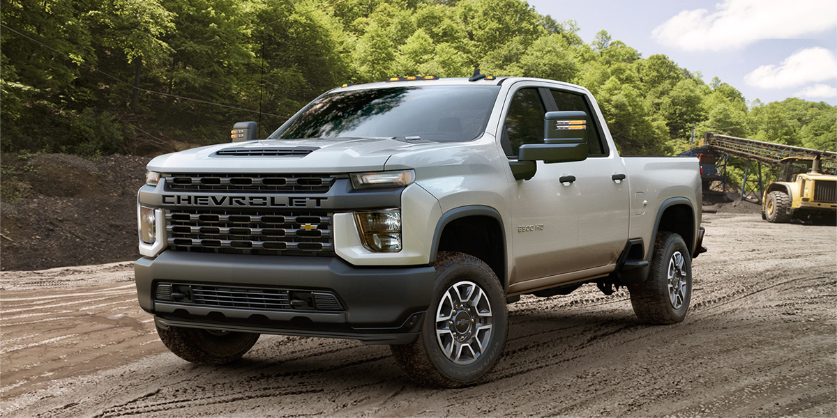 Hutto TX - 2020 Chevrolet Silverado HD's Overview