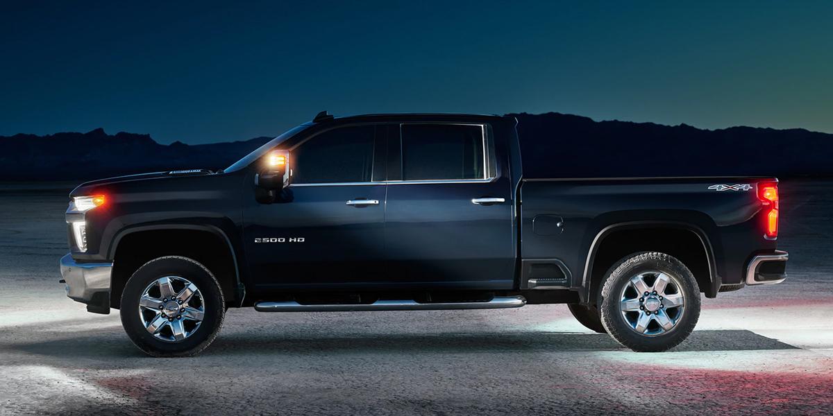 Hutto TX - 2020 Chevrolet Silverado HD's Exterior