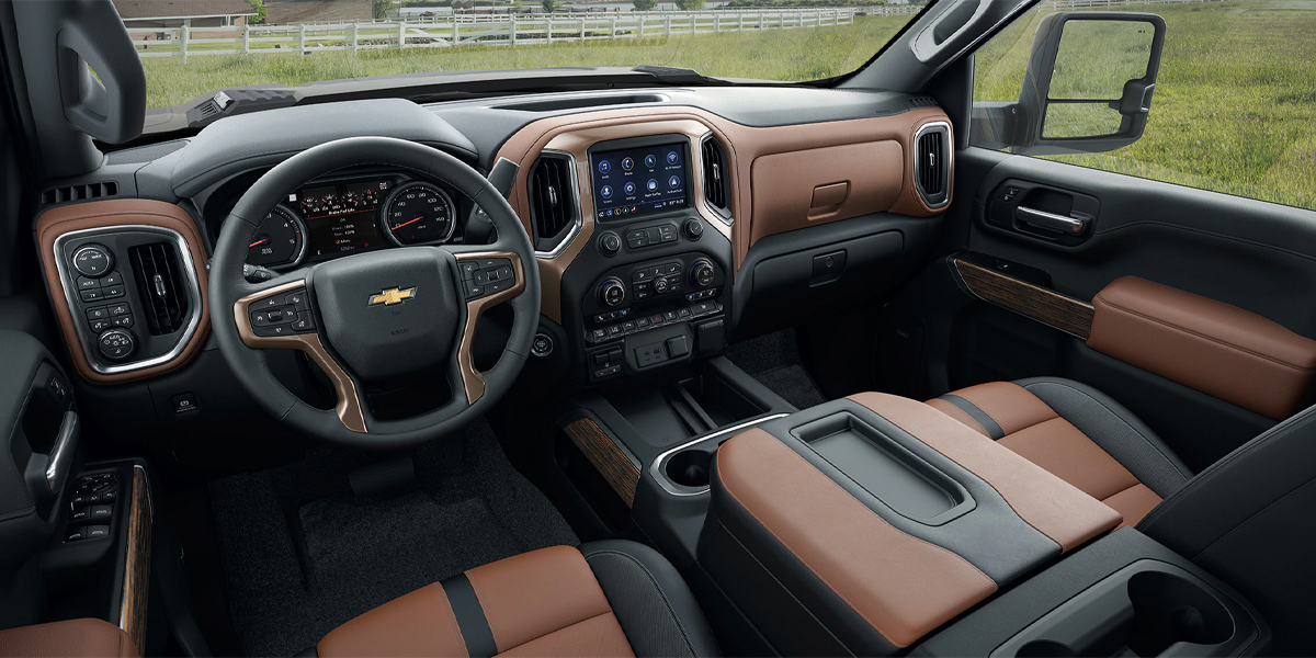 Covert Chevrolet Hutto >> Difference between the 2020 Chevrolet Silverado HD Trim ...